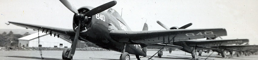 F6F Hellcat 1950's Korean War Period