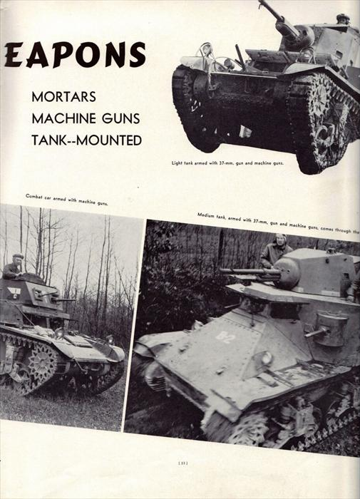 More pics of some of the main armored vehicles used by the 1st Armored Division.