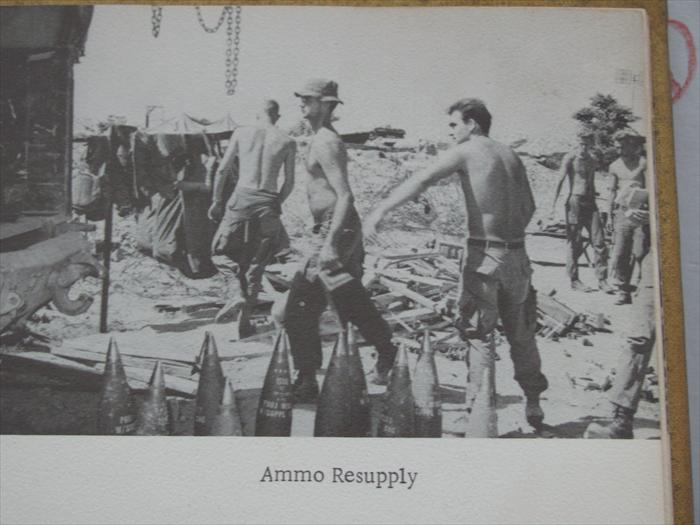4th section b btry 1/27 ammo resupply  ( 4 section b btry 1/27)