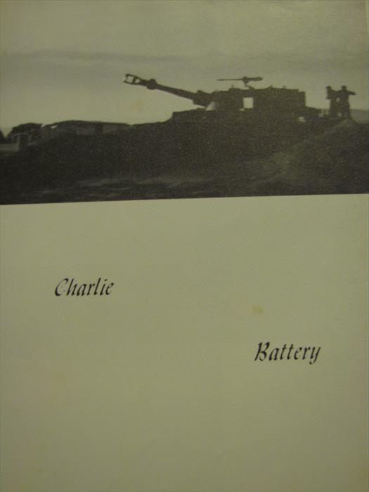 This is c battery 1st battalion 27th field artillery king of battle assigned to 23rd artillery group at fire support base Washington. I was there April 69 until nov 69 then we moved to DauTieng where i stayed until Jan 10,70. Had i known how my future was going to be i would have reenlisted and stayed right there. My wife and i were divorced less than a year after i got home.