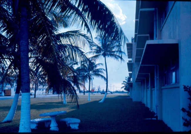 Key-West, FL barracks 1974.