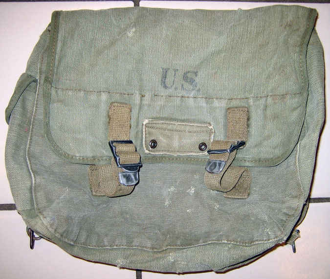 Pack used by my grandfather.