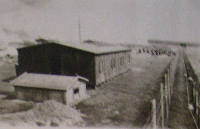 4/13/1945 Buchenwald Concentration Camp.