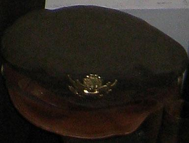 Army Hat Michael wore in World War II.