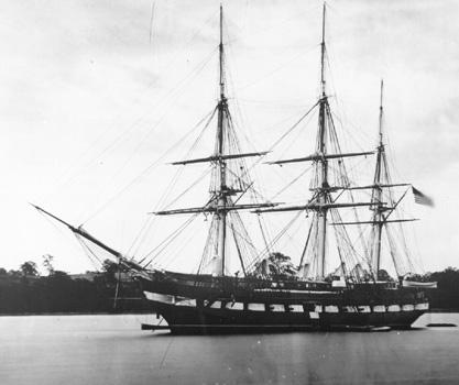 Served aboard the U.S. Navy's most venerated vessel, the USS Constitution 'Old Ironsides' in the early 1900's.